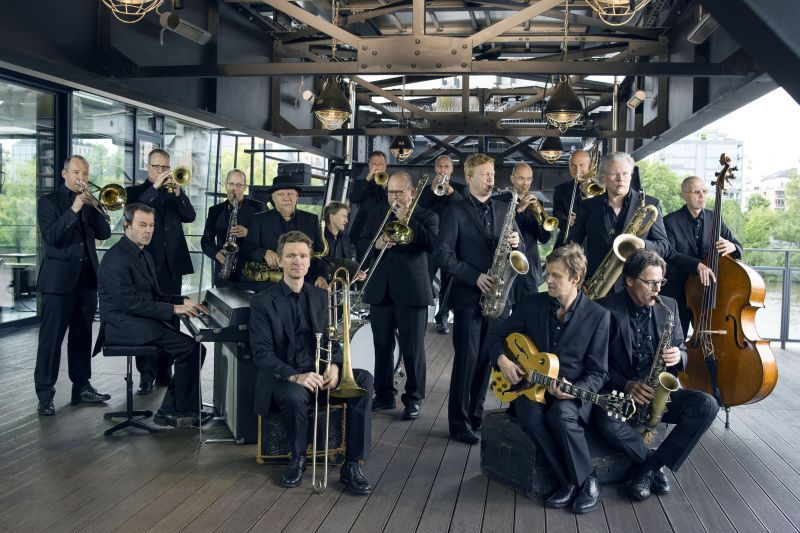 HR Bigband Celebrating Thelonious Monk