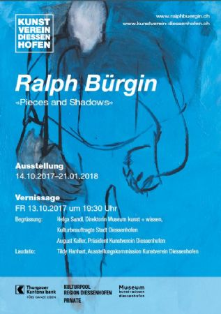 Ralph Bürgin – «Pieces and Shadows»