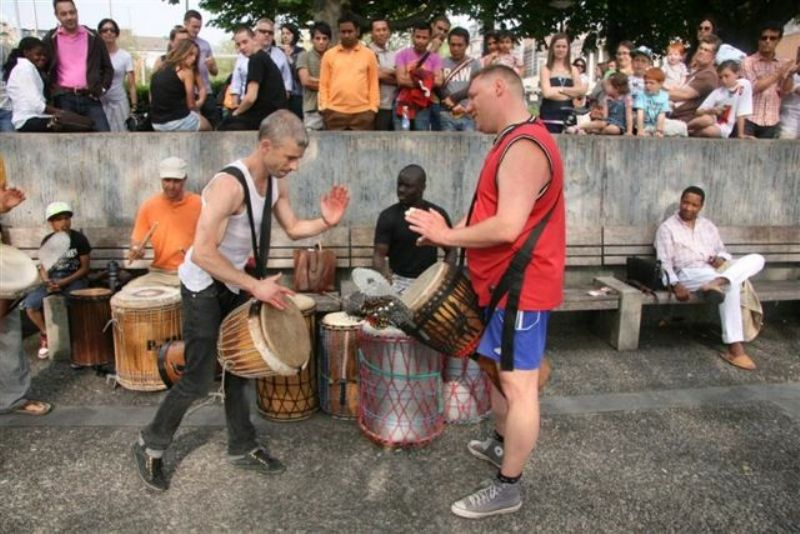 Westafrican Percussion