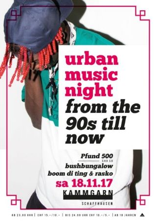 Urban Music Night Part III