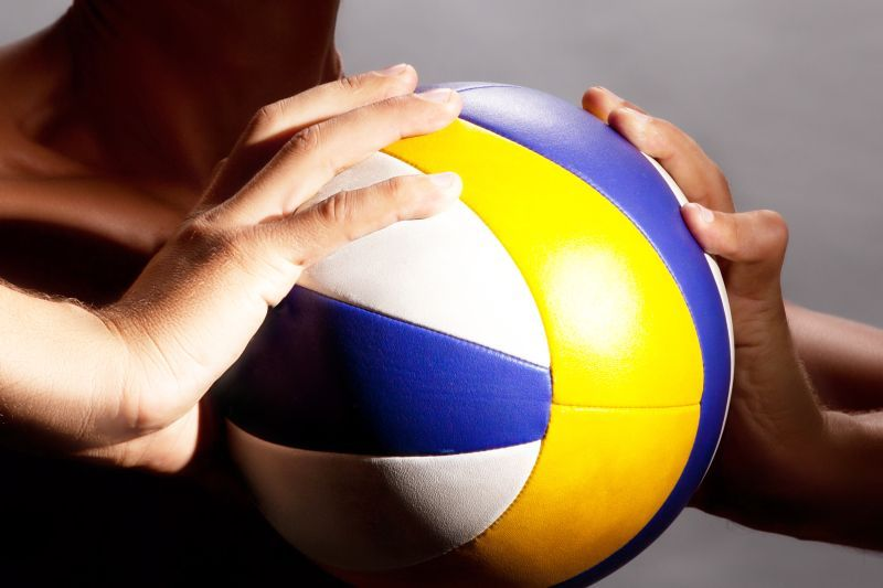 Volleyball: NLA: VC Kanti SH 1 - KULAchange VBC Galina