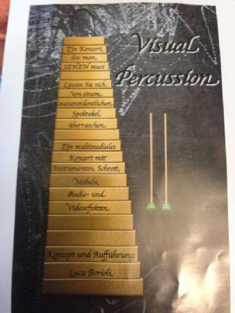 Visual Percussion