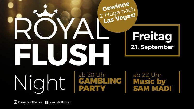 Royal Flush Night