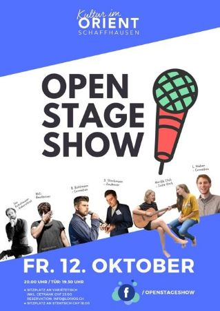 Open Stage Show