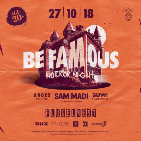 Be Famous – Horror Night