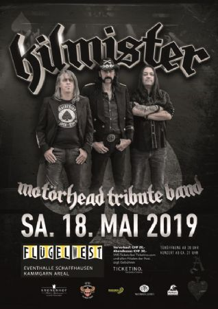 Kilmister - The Motorhead Tribute Band