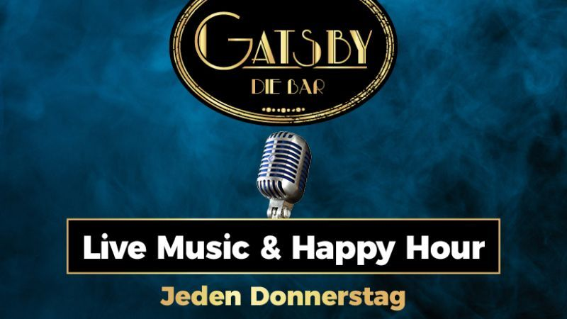 Live Musik & Happy Hour