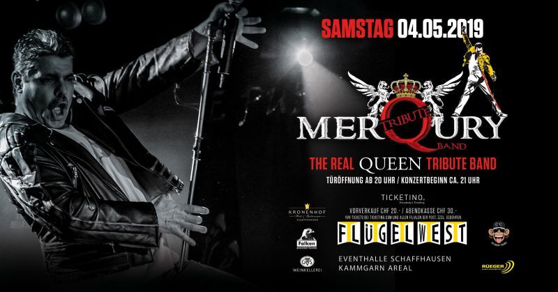 Merqury Band – A Tribute to Queen