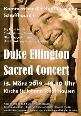Duke Ellington – Sacred Concert
