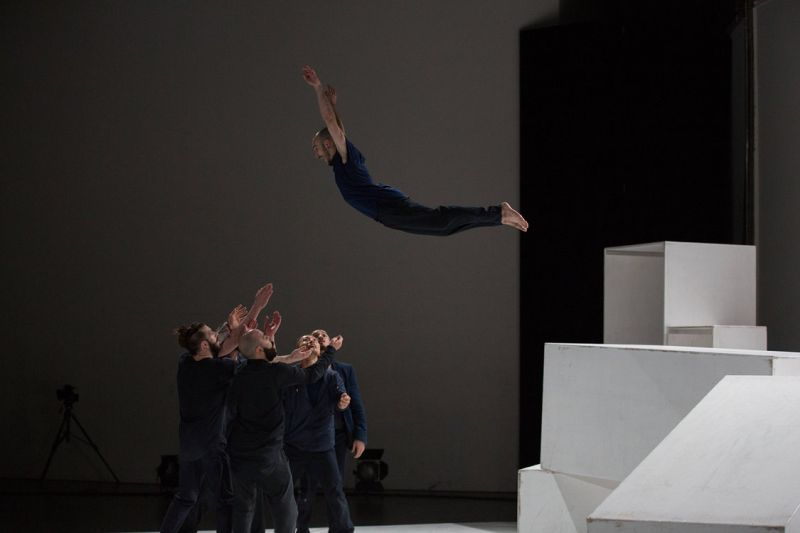 tanz:now 2019 - Panorama Dance Theater, St. Gallen