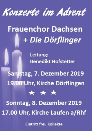Konzert im Advent