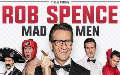 Rob Spence - «Mad Men»