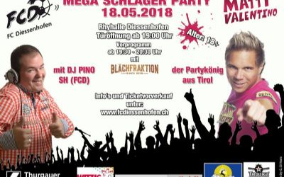 MEGA Schlager Party