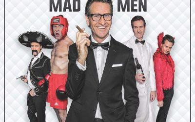 Rob Spence - «Mad Men!»