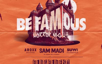 Be Famous - Horror Night - TICKETS ZU GEWINNEN!