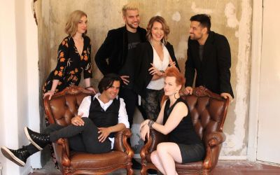 The Cast - «Oper macht Spass»