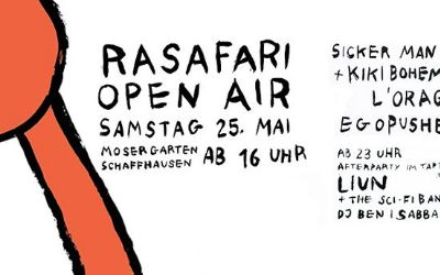 23. Rasafari Open Air