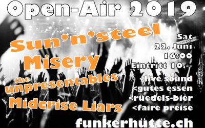 Funkerhütte Open Air 2019