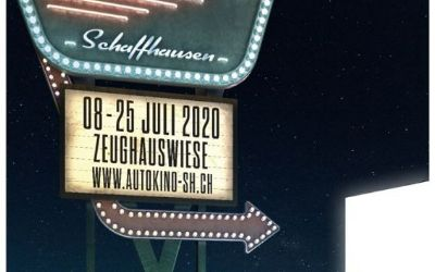 Autokino Schaffhausen - Catch me if you can